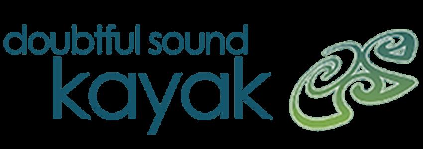 Doubtful Sound Kayak Logo